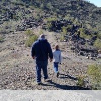 Sunday Drive: Family Hiking in Phoenix