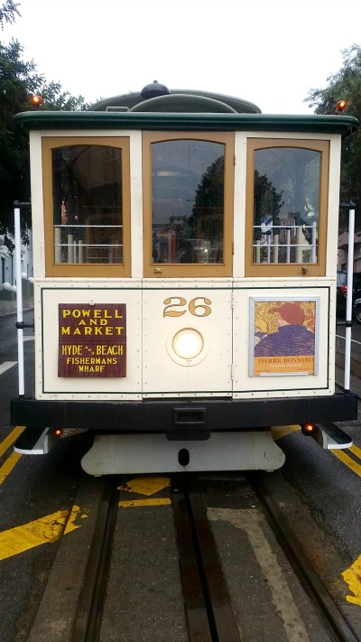 Free and Cheap Things to do in San Francisco Trolley