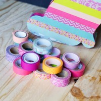 Washi Tape Easter Bunny