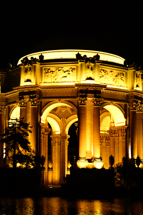 Free and Cheap Things to do in San Francisco - Palace of Fine Arts