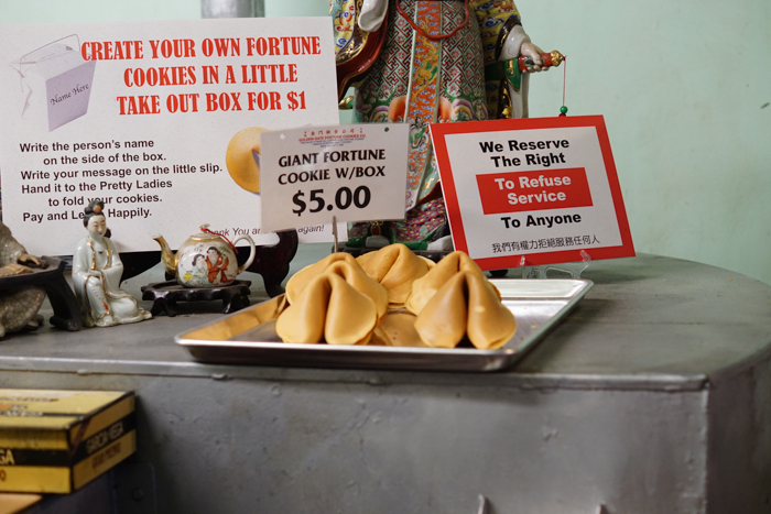 Free and Cheap Things to do in San Francisco - Fortune Cookie Factory