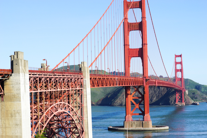 Free and Cheap Things to do in San Francisco - Golden Gate Bridge