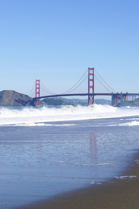 Free and Cheap Things to do in San Francisco - Baker Beach
