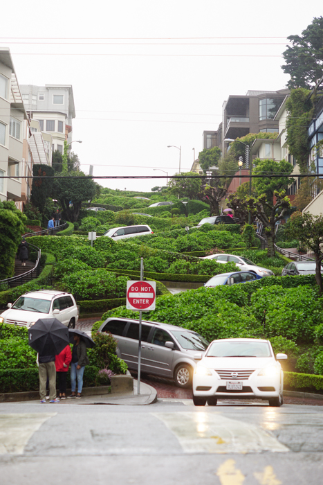 Free and Cheap Things to do in San Francisco - Lombard Street