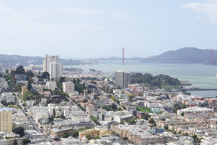 Free and Cheap Things to do in San Francisco - Coit Tower