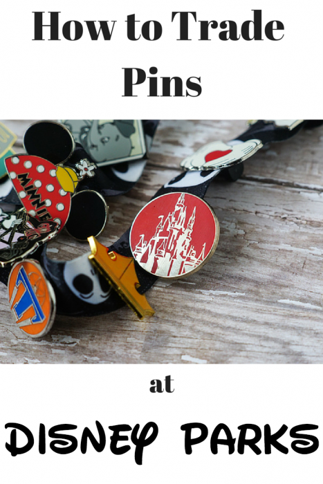 How to Trade Disney Pins at the Disney Parks