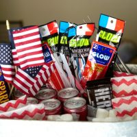 July 4th Party Kit with Printables!