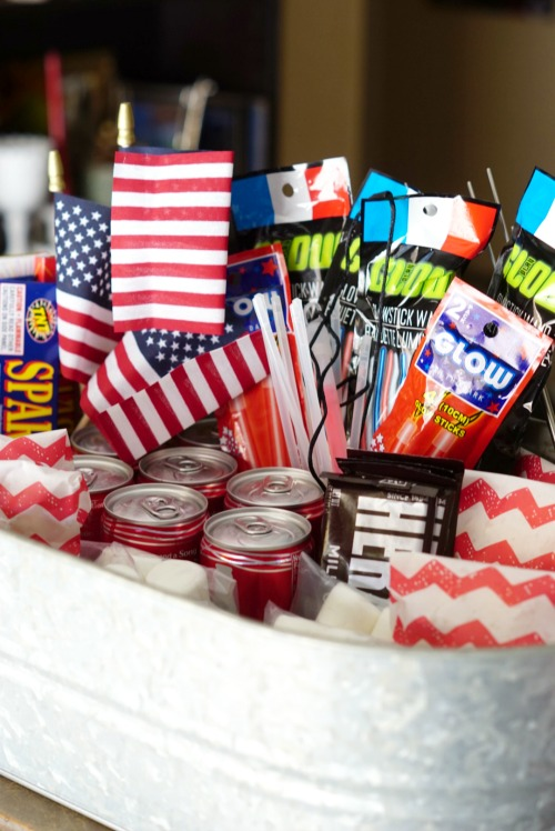 DIY 4th of July Party Kit