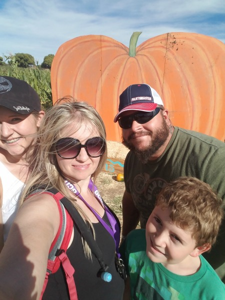Mortimer Farms Pumpkin Picking
