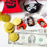 Disney Cruise Fish Extender Pirate Booty and Party Favor Gifts