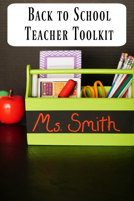 DIY Teacher's Toolkit Gift