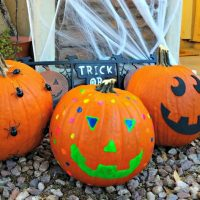No-Carve Pumpkin Decorating Ideas