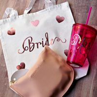 DIY Bride Bag and Wedding Day Essentials Kit