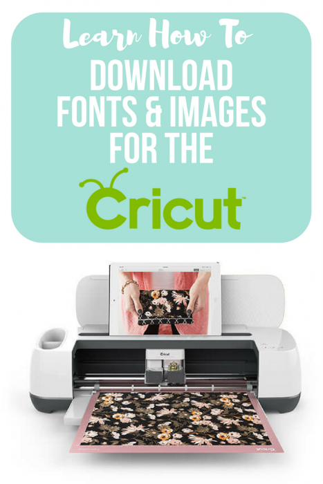 Where To Find Fonts and Images To Use In Cricut Design Space