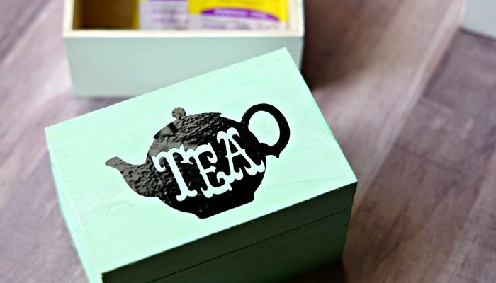 Easy To Make Tea Box Gift