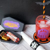 DIY Halloween Party Decorations to Make With Cricut Maker