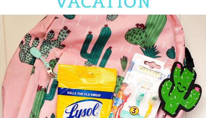 20 Things to Buy at the Dollar Store Before Your Next Vacation